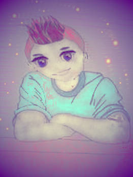 chibi boy recolored