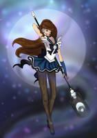 Sailor Charon by goddess-of-the-moon1