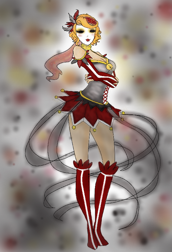 Sailor Barnard 1: Banard's star by goddess-of-the-moon1