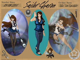 BSS Entry: Sailor Charon by goddess-of-the-moon1
