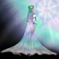 Sailor Metis : Meteorite Senshi by goddess-of-the-moon1
