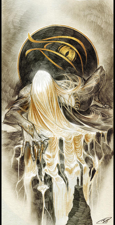 sauron-tolkien-drawing