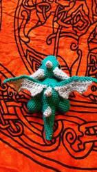 Dragon crochet 2 by Ludaritz