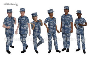 Navy Peeps 1