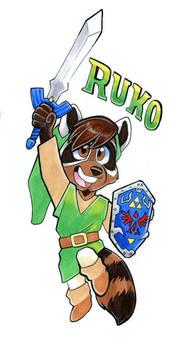 Ruko Link Badge