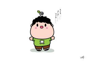 Nasu Boy by MonsterLittle