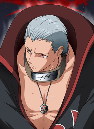 Hidan from Akatsuki