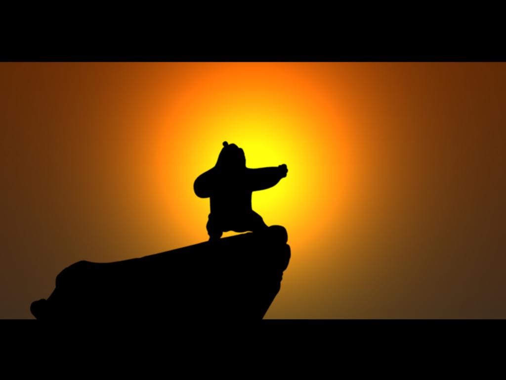 Kung Fu Panda by Venarin on deviantART