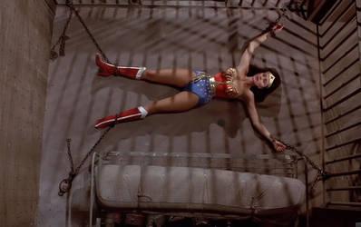 Wonder Woman, Murderous Missile. by dgrart2013