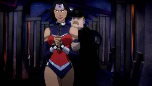 Wonder Woman Prison.