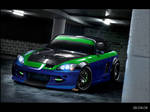 honda s2k night racer