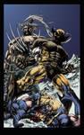 Dark Wolverine 86 cover