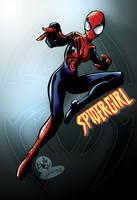 Spider-girl by richyunspoken