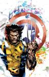 Fallen Son  Wolverine