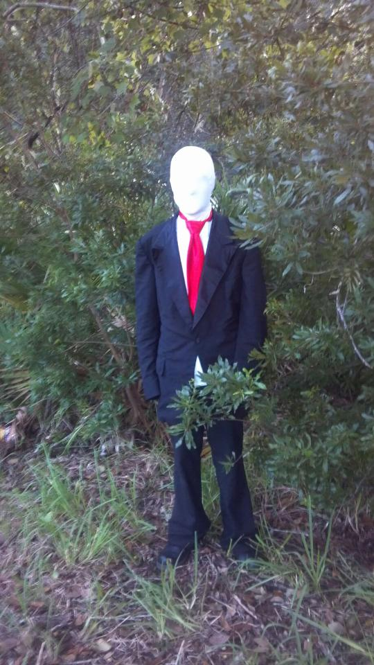slender man halloween costume by mikeg360 - Halloween Costume Slender Man