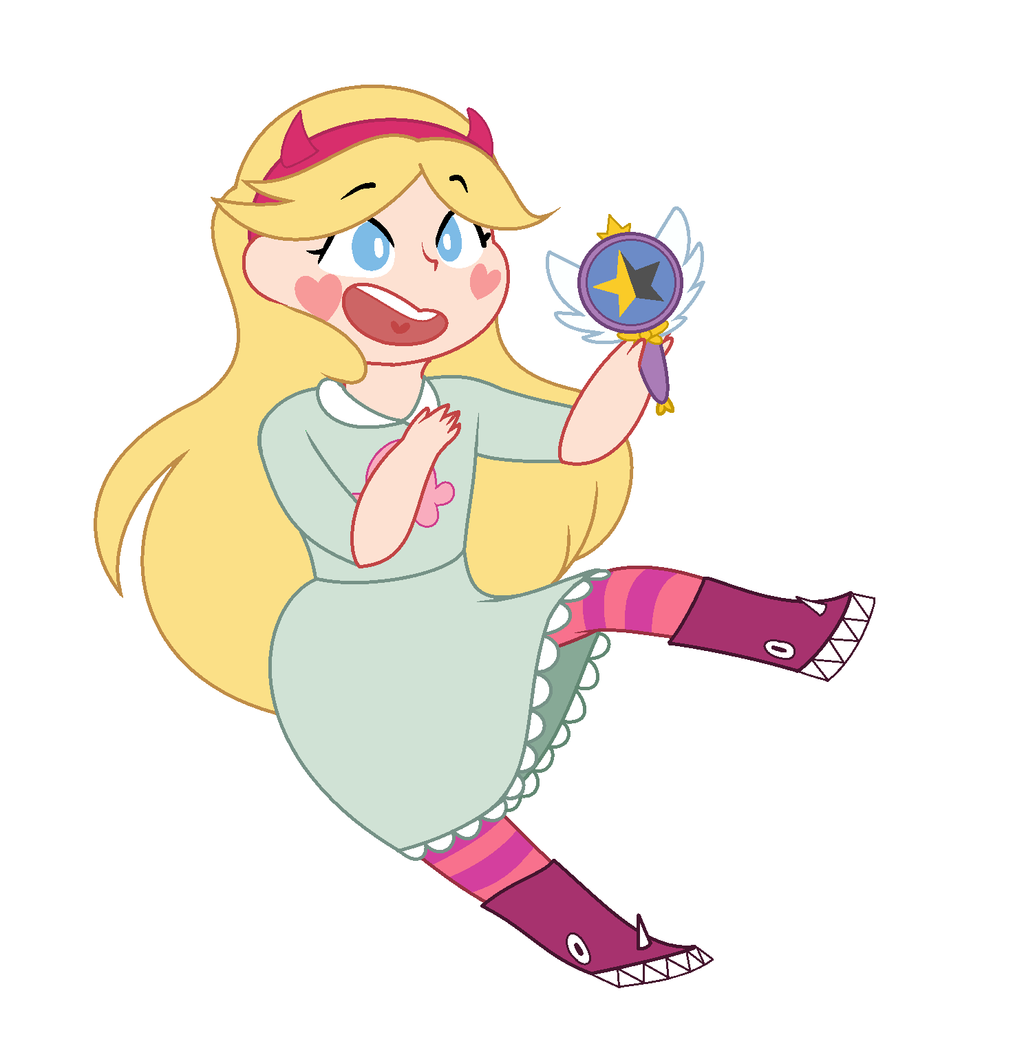 Star Butterfly by Clarity83
