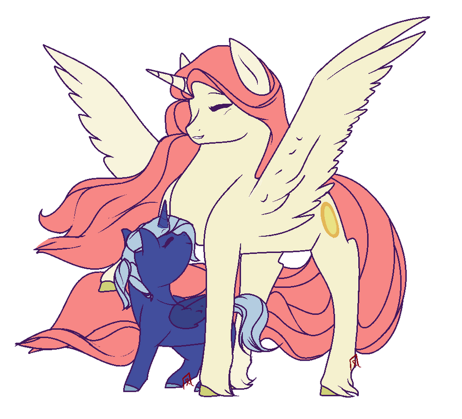 Young Princesses by Clarity83