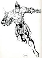 Colossus by GregMayer