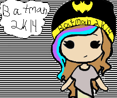 batman2K14 by waterpainter1144