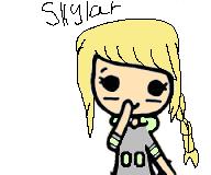 Skylar by waterpainter1144