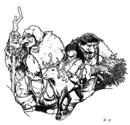 Troll family