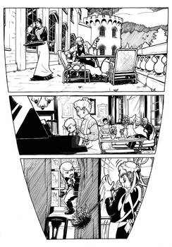 Midvinter, page 9