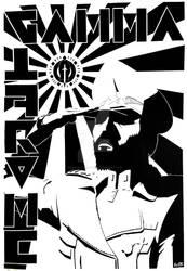 Gamma Chrome poster