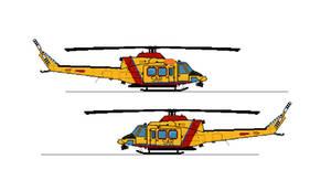 Bell 412 Sp