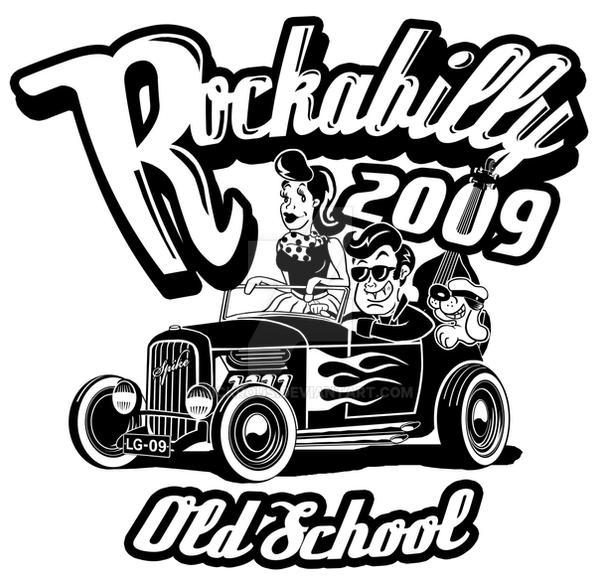 Rockabilly Wallpaper: Rockabilly 2009 By Nickrous On DeviantArt