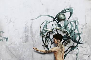 Graffiti play by Enchanters-Blood