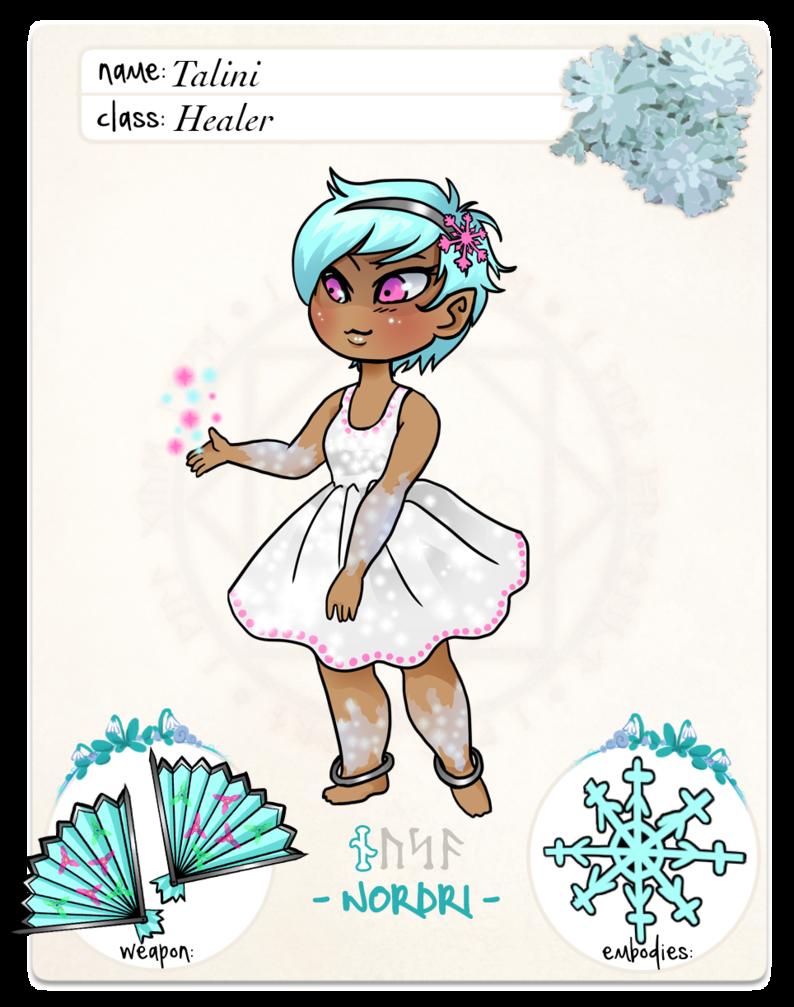 Talini App: by SnowGirl325