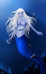 Mermaid by S-A-K-I-K-O