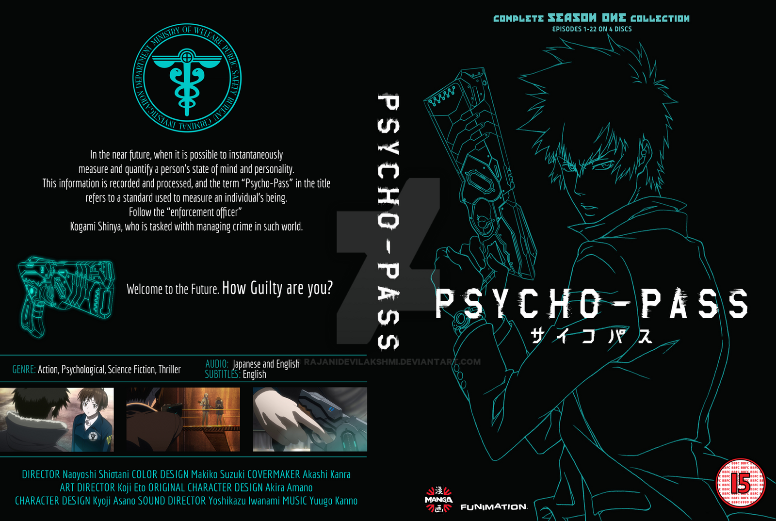 Psycho Pass Season 3 Trailer Food Truck Race Season 3 Episode 4