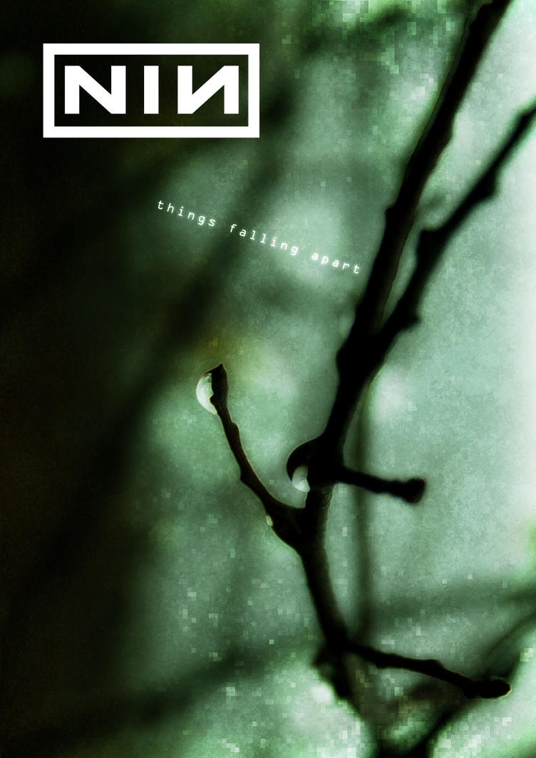 Nine Inch Nails Poster by lomax-fx on DeviantArt