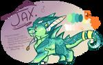 Jax the Saberiok