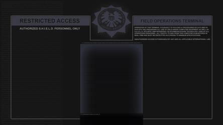 Windows7 S.H.I.E.L.D. Logon 1920x1080 by Omegacronalpha