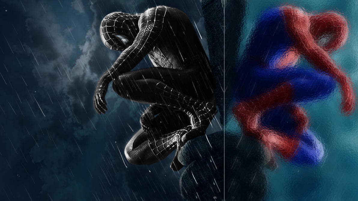 Spiderman 3 Wallpaper Reflections 1920x1080 By Omegacronalpha