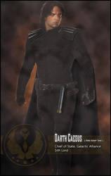 Sebastian Stan as Darth Caedus