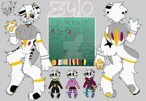 Zylo V2 (update post)