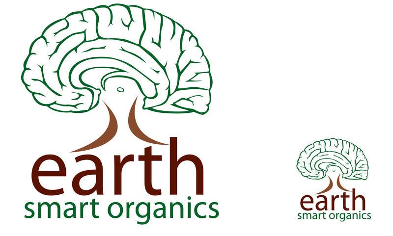 Earth smart organics identity by cortexcreative on deviantart for Earth elements organics