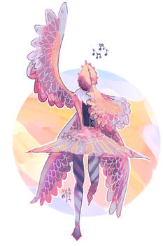 artfight (angel)