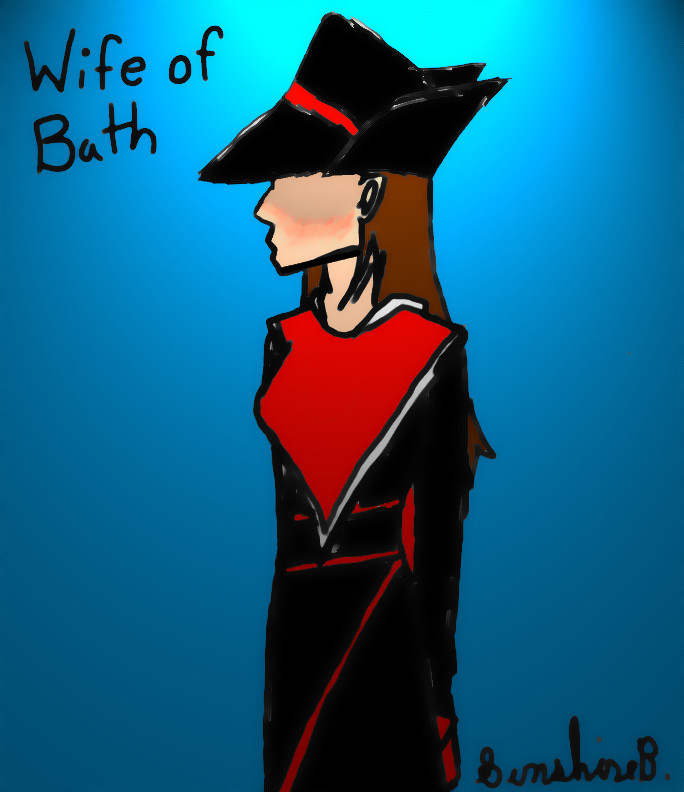a view on marriage by the wife of bath Everything you ever wanted to know about the quotes talking about marriage in the canterbury tales: the wife of bath's prologue, written by experts just for you.
