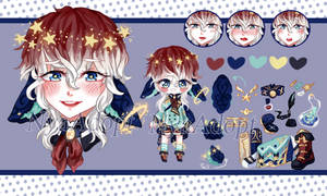 [CLOSED] Male Star Adopt Auction 2
