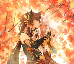 Autumn with you