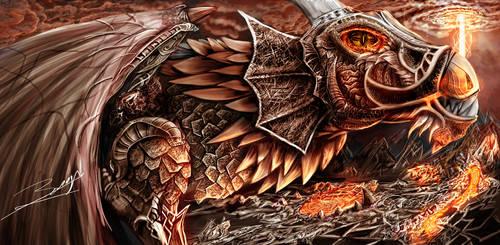 Dragon by ArisT0te