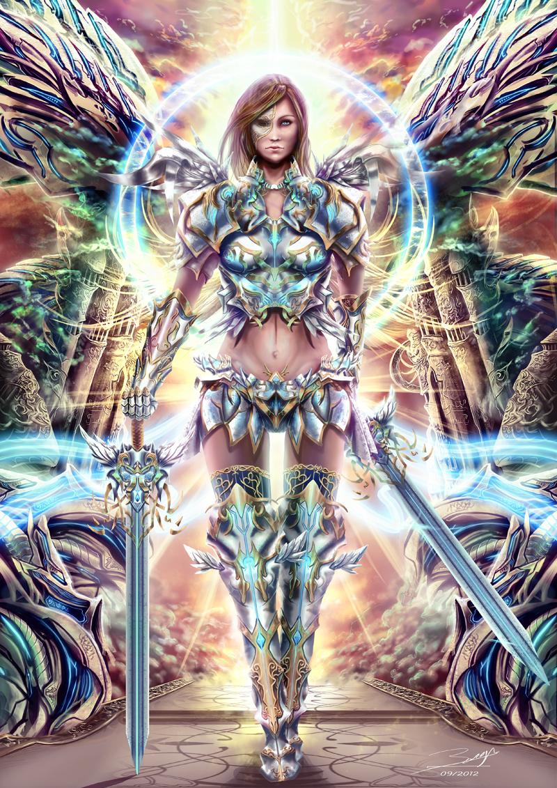 Goddess by ArisT0te