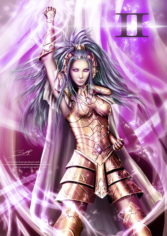 Gemini - Paradox by ArisT0te