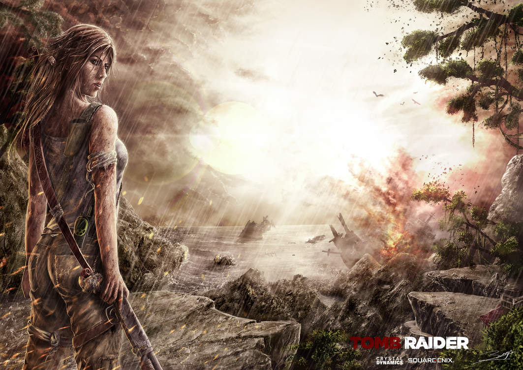 Tomb Raider Reborn by ArisT0te