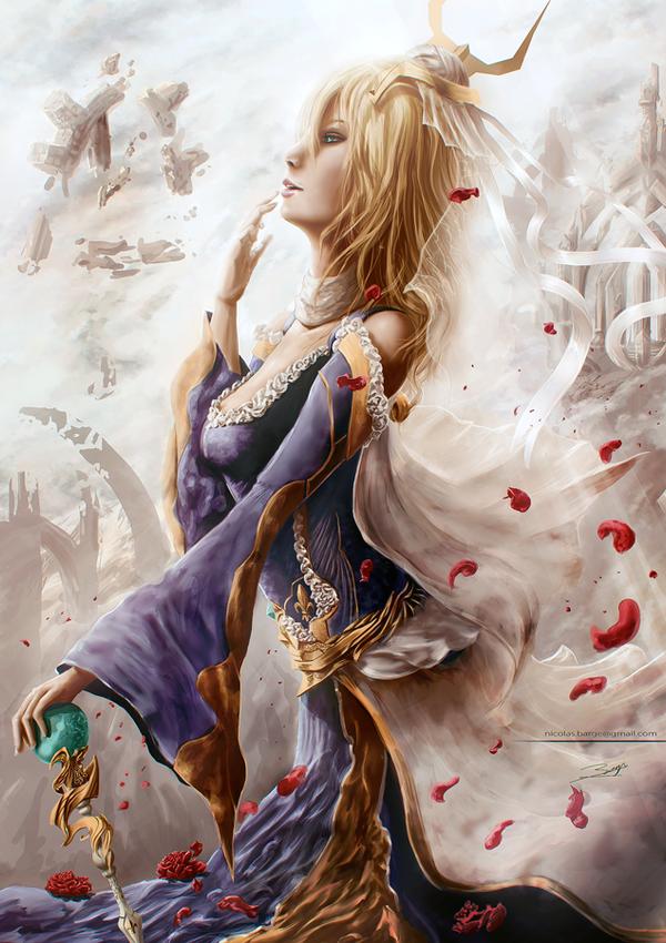 Queen by ArisT0te