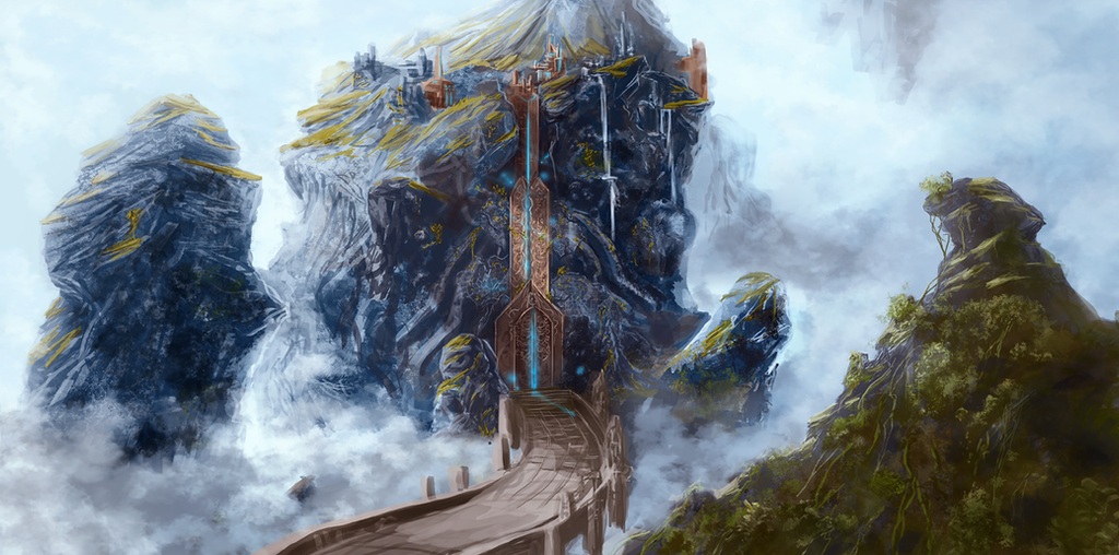 Landscape 1 by ArisT0te
